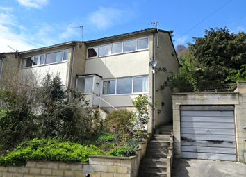 Thumbnail 3 bed end terrace house for sale in Arundel Road, Camden, Bath