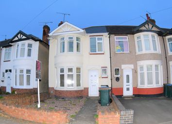 Thumbnail 3 bed terraced house to rent in Denbigh Road, Coventry