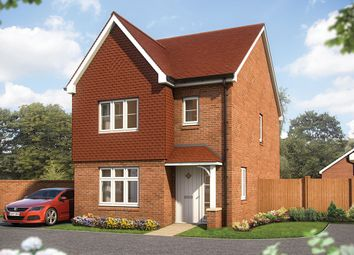 """""""The Cypress"""" at Worrall Drive, Wouldham, Rochester ME1. 3 bed property for sale"""