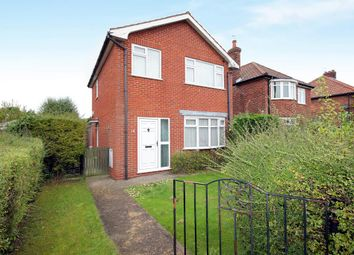Thumbnail 3 bed detached house for sale in Anthea Drive, York