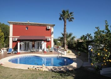 Thumbnail 6 bed villa for sale in Spain, Valencia, Alicante, Finestrat