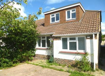 3 bed bungalow to rent in Franklin Road, Shoreham-By-Sea BN43