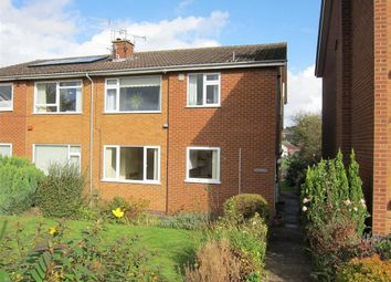 Thumbnail 2 bed maisonette to rent in Windsor Crescent, Woodthorpe, Nottingham