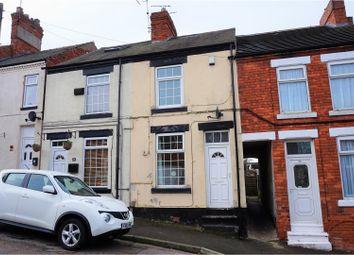 Thumbnail 2 bed terraced house for sale in Fishers Street, Kirkby In Ashfield, Nottingham