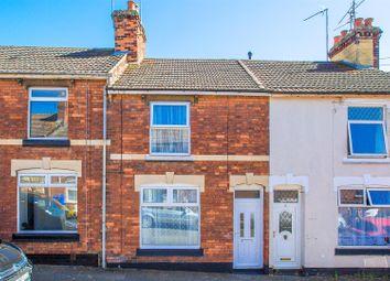 Thumbnail 2 bed terraced house for sale in Sackville Street, Kettering