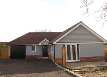 Thumbnail 3 bed detached bungalow for sale in Drapery Common, Glemsford, Sudbury