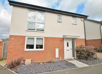 Thumbnail 3 bed detached house for sale in Hither Fields, Gravesend