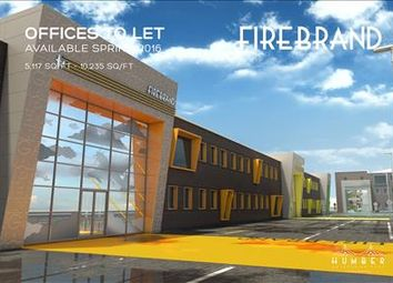 Thumbnail Office to let in Firebrand, Humber Enterprise Park, Brough, East Yorkshire