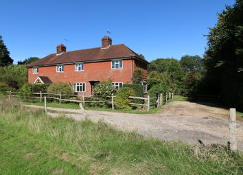 Thumbnail 3 bedroom semi-detached house to rent in Logmore Lane, Dorking