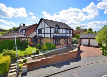 Thumbnail 4 bed detached house for sale in Willwell Drive, West Bridgford