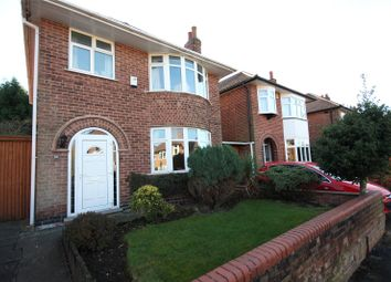 Thumbnail 3 bedroom detached house for sale in Park Road, Bramcote, Nottingham