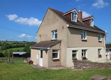 Thumbnail 5 bed detached house for sale in Carwen, Llangarron, Ross-On-Wye