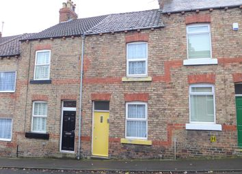 Thumbnail 3 bed terraced house for sale in Lickley Street, Ripon