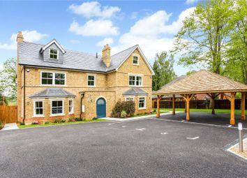 Thumbnail 4 bedroom semi-detached house for sale in London Road, Sunningdale, Ascot, Berkshire