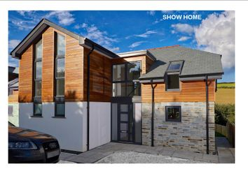 Thumbnail 4 bedroom property for sale in Homer Park Road, Trevone, Padstow