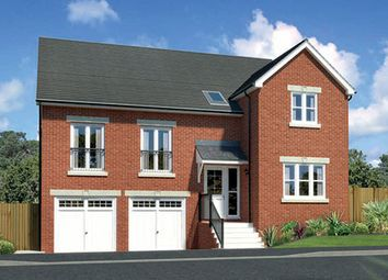 "Thumbnail 4 bed detached house for sale in ""Millburn"" at Langmuirhead Road, Kirkintilloch, Glasgow"