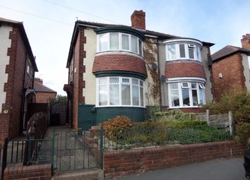Thumbnail 2 bed semi-detached house to rent in Park Crescent, Darlington
