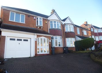 Thumbnail 5 bedroom detached house for sale in Leopold Avenue, Birmingham