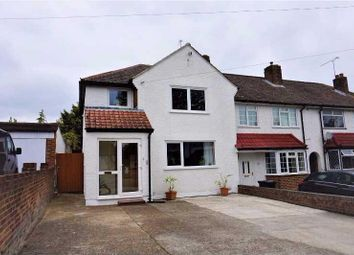 Thumbnail 3 bed end terrace house for sale in Ownsted Hill, New Addington, Croydon