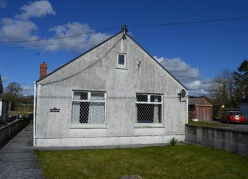 Thumbnail 2 bed bungalow to rent in Porthyrhyd, Carmarthen
