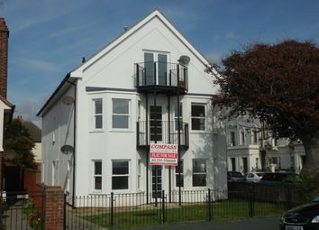 Thumbnail 3 bed flat to rent in Marine Parade, Dovercourt
