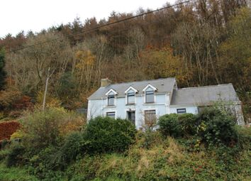 Thumbnail 3 bed country house for sale in Abermeurig, Lampeter