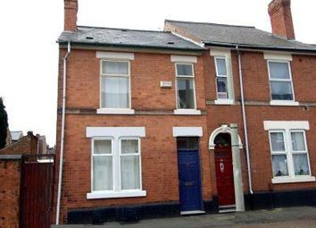 Thumbnail 2 bed end terrace house to rent in Jackson Street, Derby