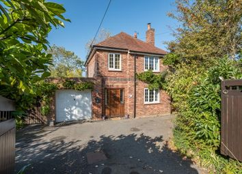 Thumbnail 3 bed detached house for sale in Fishbourne Lane, Ryde