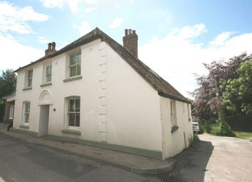 Thumbnail 2 bed semi-detached house for sale in The Street, Ash, Canterbury