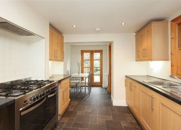 Thumbnail 2 bed terraced house to rent in Pyrmont Road, Chiswick, Chiswick