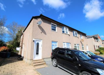 Thumbnail 2 bed flat for sale in Castlemilk Road, Glasgow