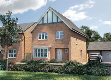 "Thumbnail 4 bed detached house for sale in ""The Bredon"" at Manchester Road, Congleton"