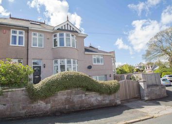 Thumbnail 5 bedroom semi-detached house for sale in Hanover Close, Efford Lane, Plymouth