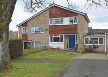 Thumbnail 4 bed semi-detached house for sale in Willoughby Close, Alton, Hampshire
