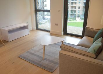 Thumbnail 1 bed flat to rent in Maple House, Emerald Gardens, Wembley Park