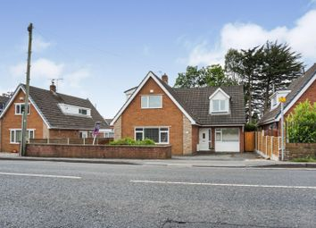 Thumbnail 4 bed detached house for sale in Sharoe Green Lane, Fulwood, Preston