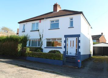 Thumbnail 3 bed semi-detached house to rent in Bloomfield Park, Belfast