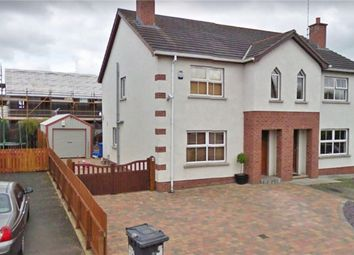 Thumbnail 3 bed semi-detached house for sale in Maloon Court, Cookstown, County Tyrone
