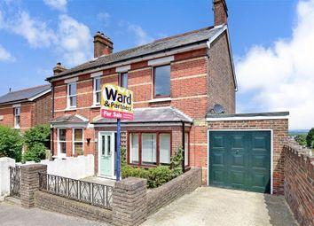 Thumbnail 4 bed semi-detached house for sale in Baltic Road, Tonbridge, Kent