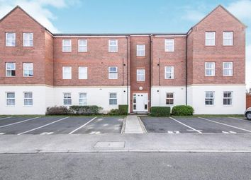 Thumbnail 2 bedroom flat for sale in Oak Crescent, Ashby De La Zouch, Leicestershire