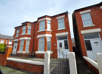 Thumbnail 3 bedroom semi-detached house for sale in Cromer Drive, Wallasey