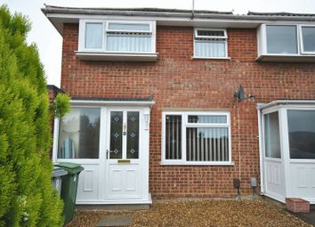 Thumbnail 3 bedroom end terrace house for sale in Sywell Close, Old Catton, Norwich