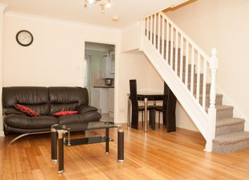 Thumbnail 2 bed terraced house to rent in Pheasant Close, Custom House Docklands
