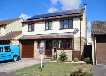 Thumbnail 5 bed detached house for sale in Avebury Drive, Bridgwater