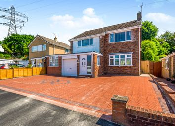 Thumbnail 3 bedroom detached house for sale in Scotts Green Close, Dudley