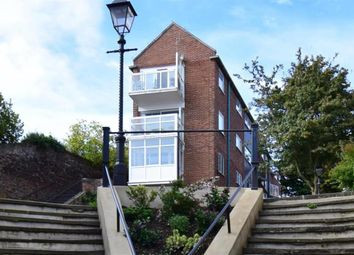 Thumbnail 2 bed flat for sale in The Parade, Folkestone, Kent
