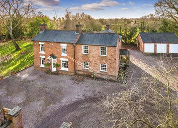 6 bed detached house for sale in Hazels Road, Shawbury, Shrewsbury SY4