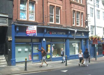Retail premises to let in 2-4, Skinner Street, Newport NP20