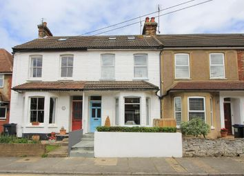 Thumbnail 3 bed terraced house for sale in Clare Road, Whitstable
