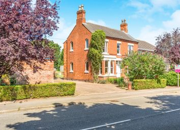 Thumbnail 4 bed detached house for sale in Hathern Road, Shepshed, Loughborough